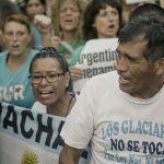 La Pastoral Social también en alerta por cambios en la Ley de Glaciares