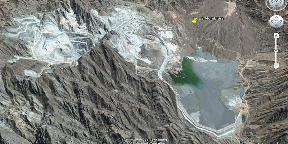 Mina La Alumbrera pasará al modo saqueo y contaminación subterráneos