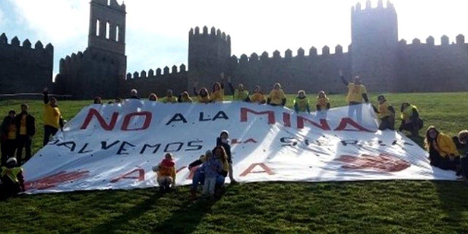 La Junta en Ávila rechaza el proyecto minero de feldespato en la Sierra de Ávila