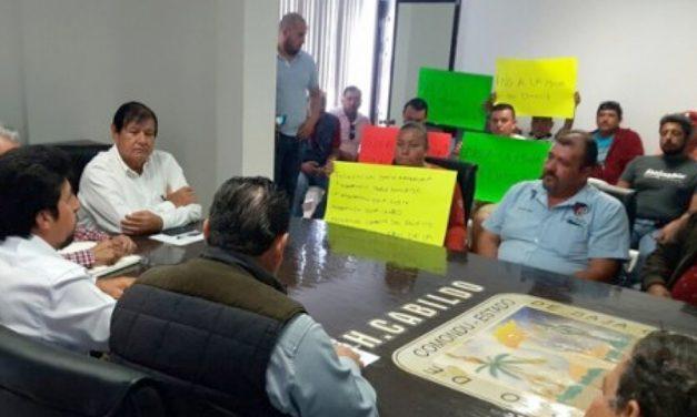 Federaciones pesqueras rechazan proyecto minerodon Diego