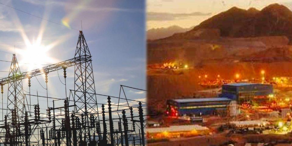 Las tarifas eléctricas de las mineras están subsidiadas por el consumo familiar
