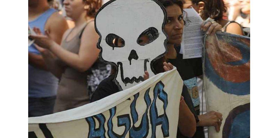 Asambleas mendocinas rechazan fracking, decreto y «zona de exclusión»