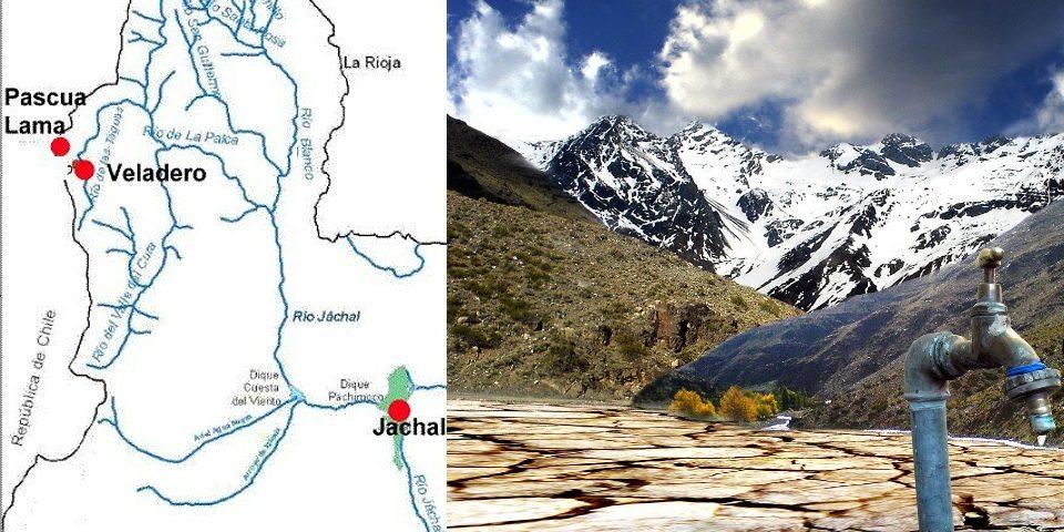 Vecinos de Jachal denuncian que el río tiene 28 veces más metales pesados