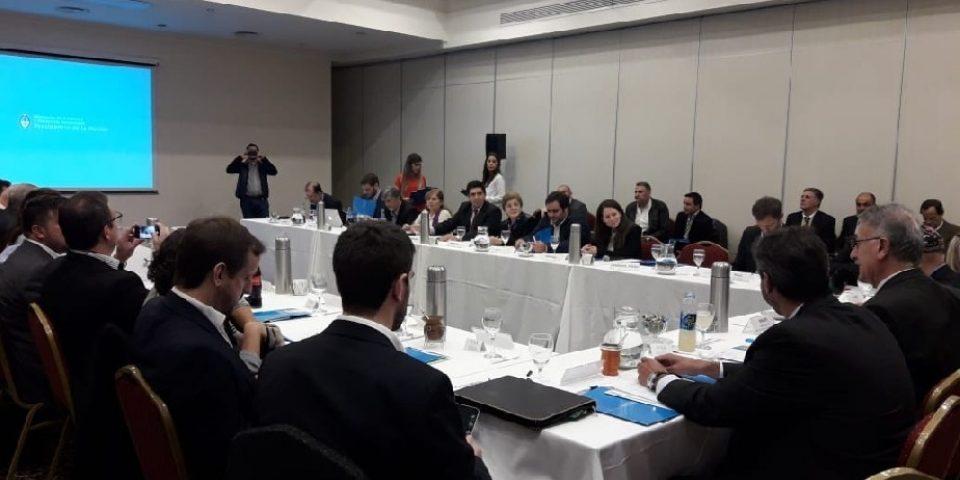 COFEMA dió su apoyo al trabajo técnico del Inventario Nacional de Glaciares