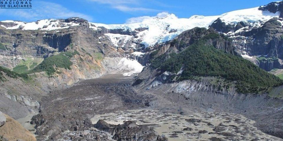 Inventario de casi todos los glaciares: faltan los de menos de una hectárea