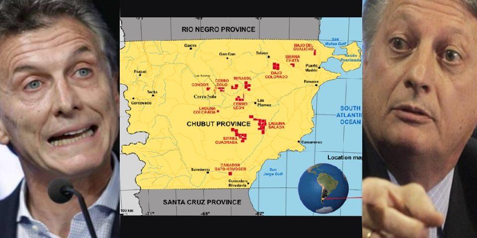 El uranio chubutense será la ofrenda de Macri para el G20