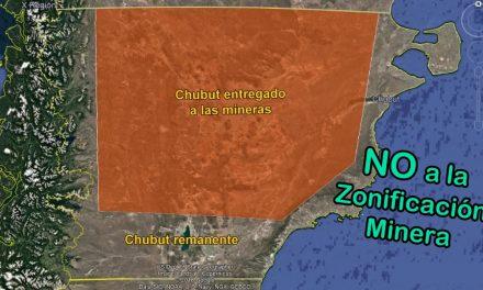 Facultad de Humanidades de UNPat rechaza la zonificación minera