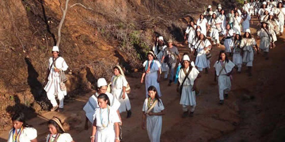 Pueblos indígenas de la Sierra Nevada resisten a la minería