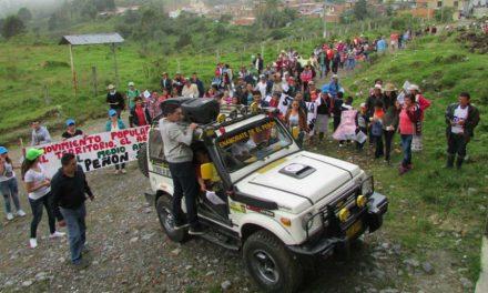 Consejo de Estado frenó la consulta minera en El Peñón