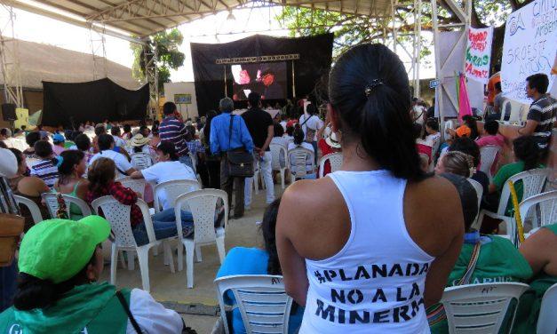 Niegan la licencia ambiental a minera Ataco por proyecto aurífero