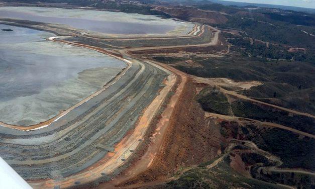 Advierten que minera no gestiona bien las balsas en el proyecto Riotinto
