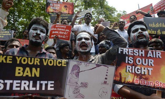 Tres días de protestas contra minera con 12 muertos en la India