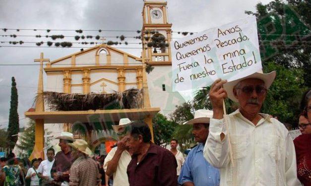 Párroco de Actopan exige al gobierno que detenga minería a cielo abierto