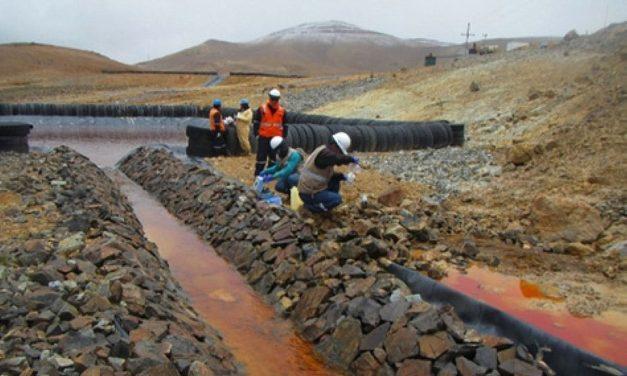 Ordenan a minera Aruntani cerrar definitivamente tajo y botadero en Puno