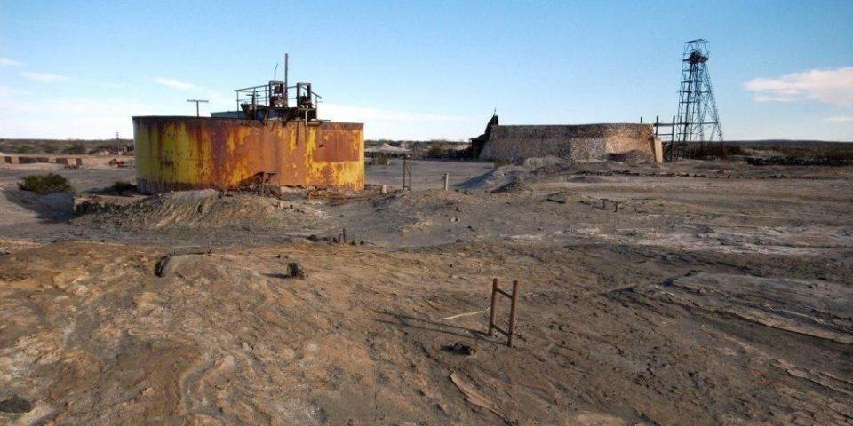 San Antonio Oeste sigue contaminada con plomo de minera
