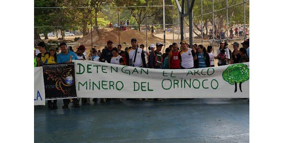 El Arco Minero del Orinoco: fraude y catástrofe en Venezuela