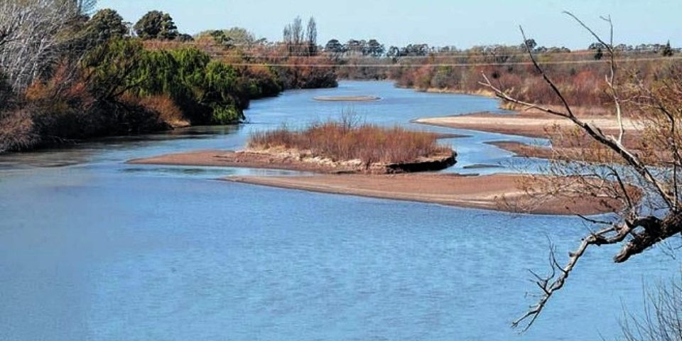 Buenos Aires desistió de sacar agua del río Negro para trasvasarla al Colorado
