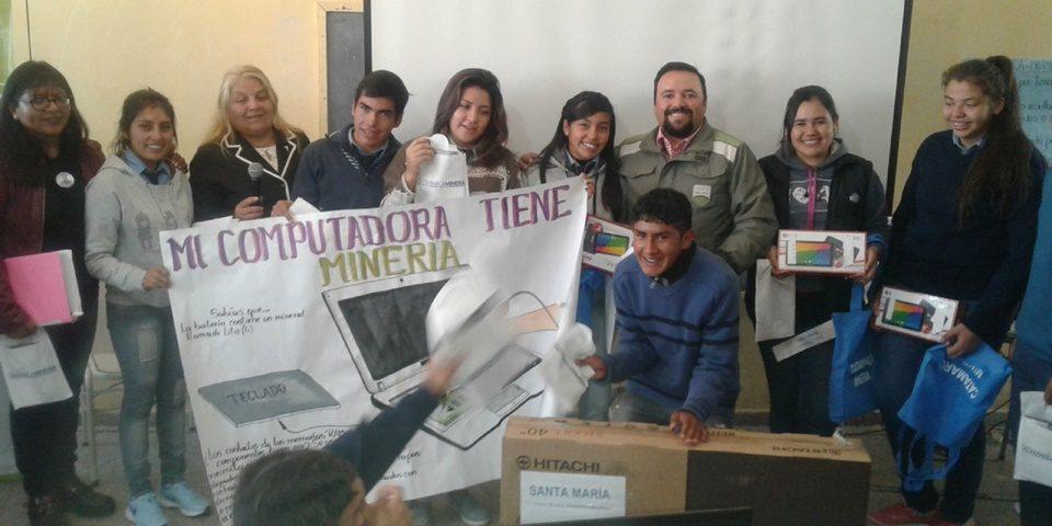 En Catamarca pretenden llevar la mentira minera a las escuelas