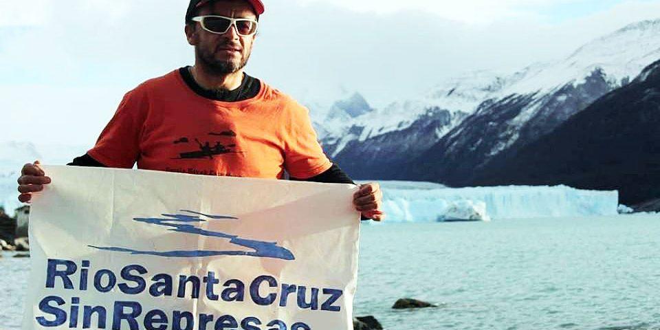 """Desde Lago Argentino hasta el Atlántico por el """"Río Santa Cruz Sin Represas"""""""