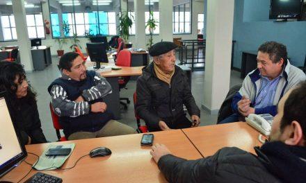 Pobladores de la meseta rechazan la minería
