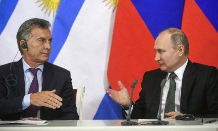 Amparo contra la Nación por el acuerdo con Rusia por el uranio