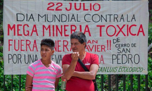 Día mundial contra la megaminería a cielo abierto