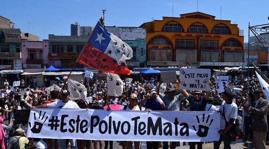 Antofagasta, minería y cáncer