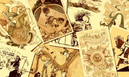 Convocatoria para artistas: arte y diseño contra la megaminería