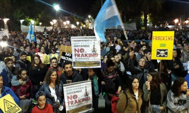 """Mendoza está realizando la """"Peregrinación por el agua"""""""