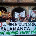 El uranio en Salamanca no tiene licencia social