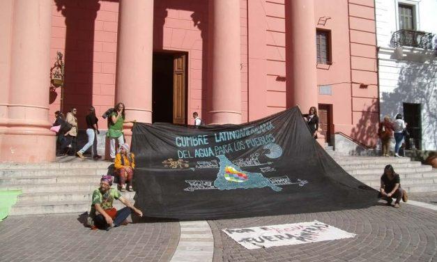 Movimiento latinoamericano plurinacional de los pueblos por el agua