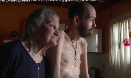Falleció Fabián Tomasi, víctima de los agrotóxicos y el modelo sojero