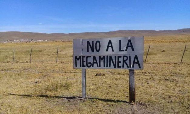 El 99% de los productores de la meseta no acepta la megaminería