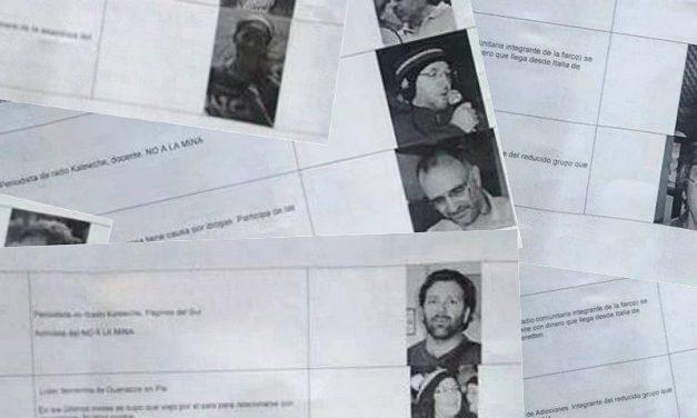 Sentencia favorable a vecinas y vecinos víctimas de espionaje ilegal