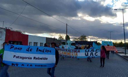 En Paso de Indios no hay licencia social para megaminería