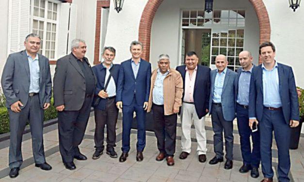 Macri quiere minería en Chubut