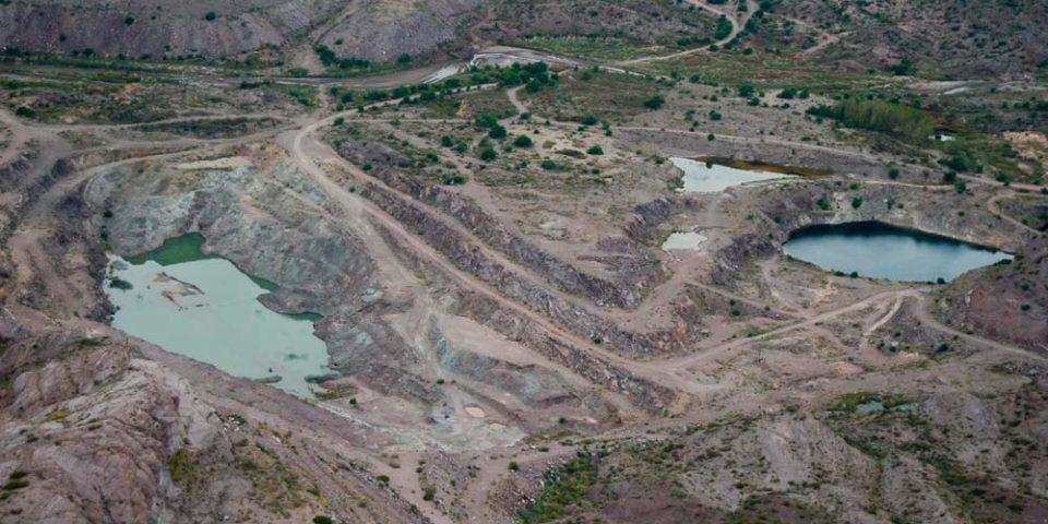 La mina de uranio Sierra Pintada no puede reabrirse