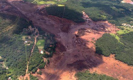 Otro dique minero colapsó en Brasil, cientos de desaparecidos