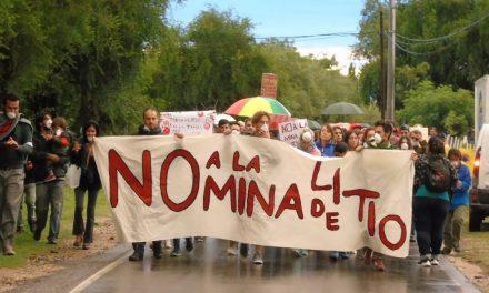 Las Tapias prohibió la minería a gran escala por el proyecto de litio