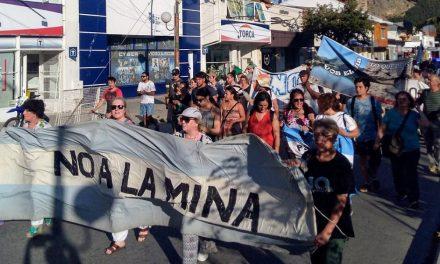 La Cordillera marchó, denunciando la tragedia de Brumadinho