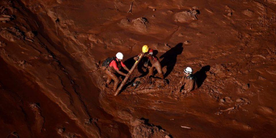 Disponen desmantelar las represas mineras en Brasil