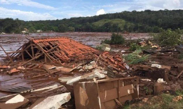Cuatro presas mineras más podrían colapsar en Brasil