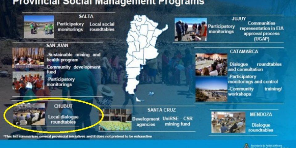 Macri desoye al pueblo de Chubut
