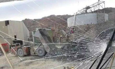 Bloquearon la mina de Andacollo por reclamos de seguridad